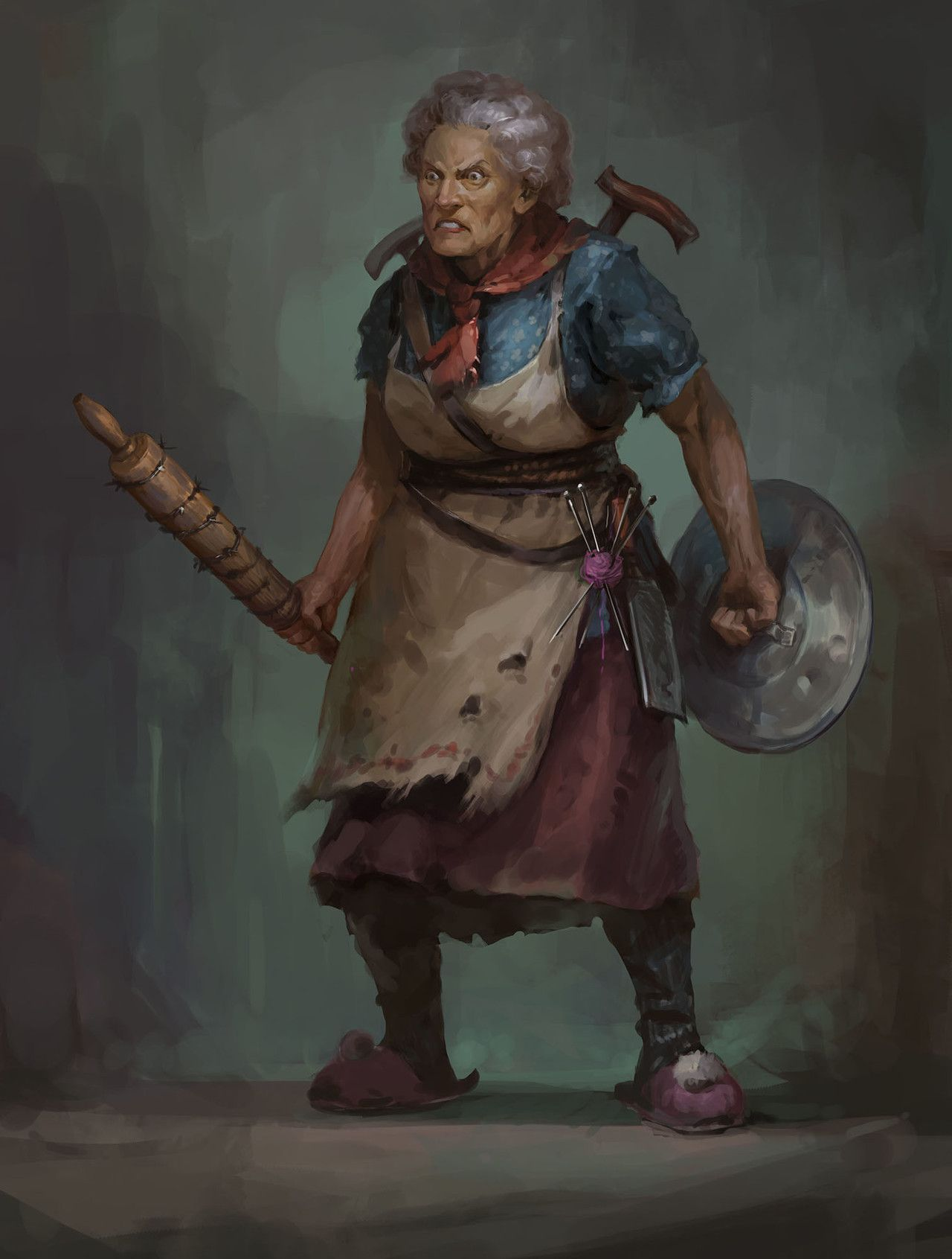 rpg female character portraits super in 2018 pinterest