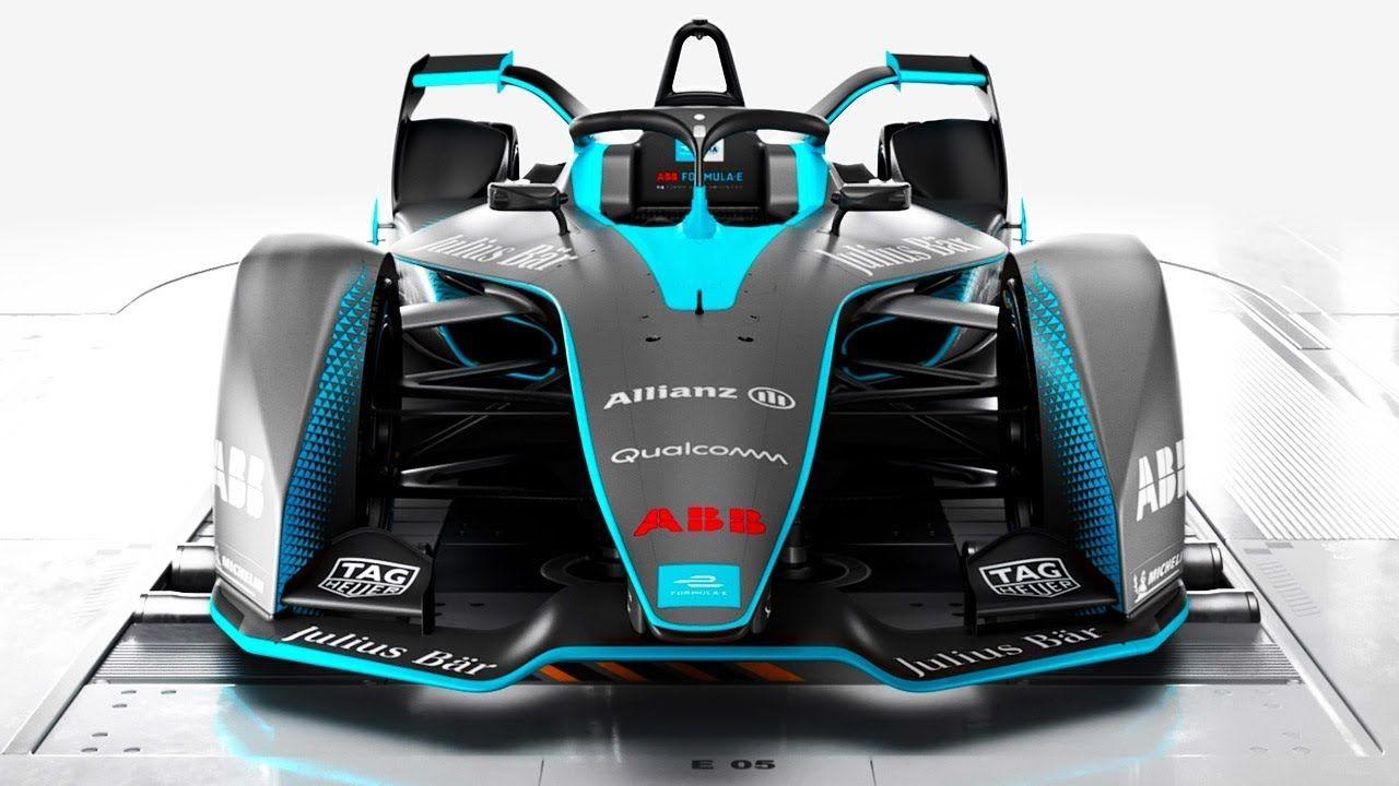Gen2 Formula E Car From Every Angle Formula E Electric Go Kart Car