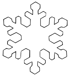 Winter Coloring Pages Printable | Coloring Lab | Food | Snowflakes ...