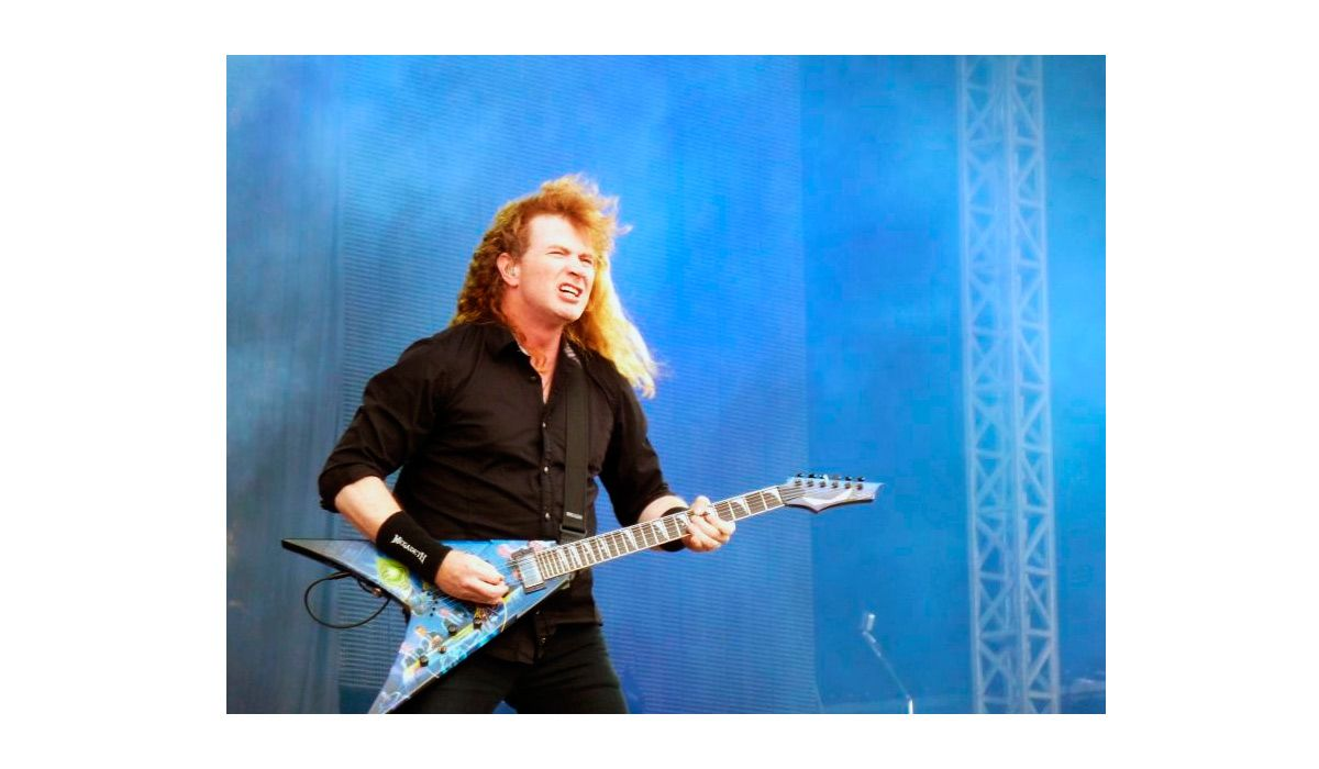 Dave Mustaine probablemente haga un reallity show