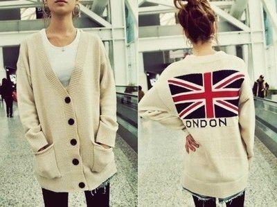 London sweater