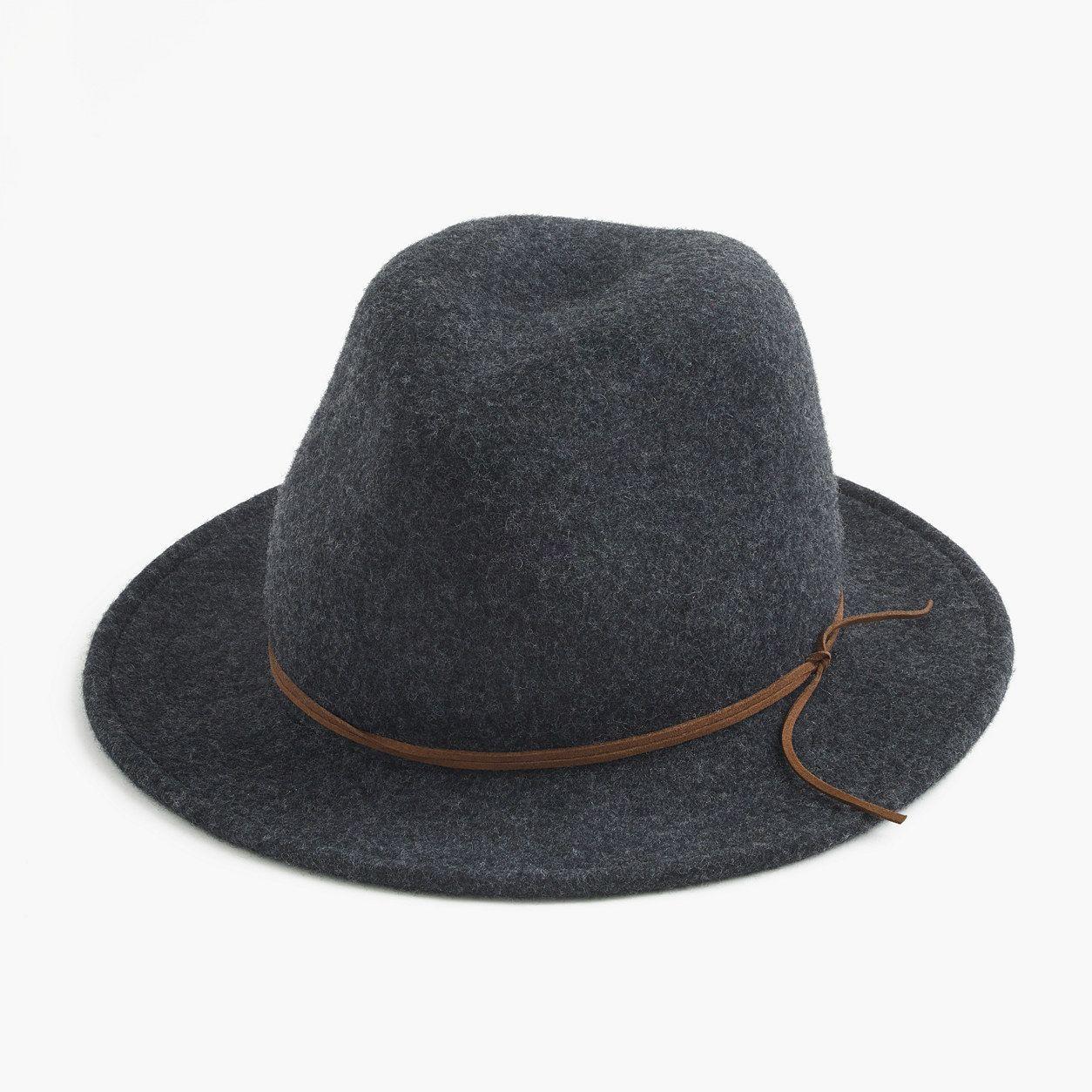 09ec2f9813bb4 J.Crew Mens Makins Hats Felt Hat (Size S-M)