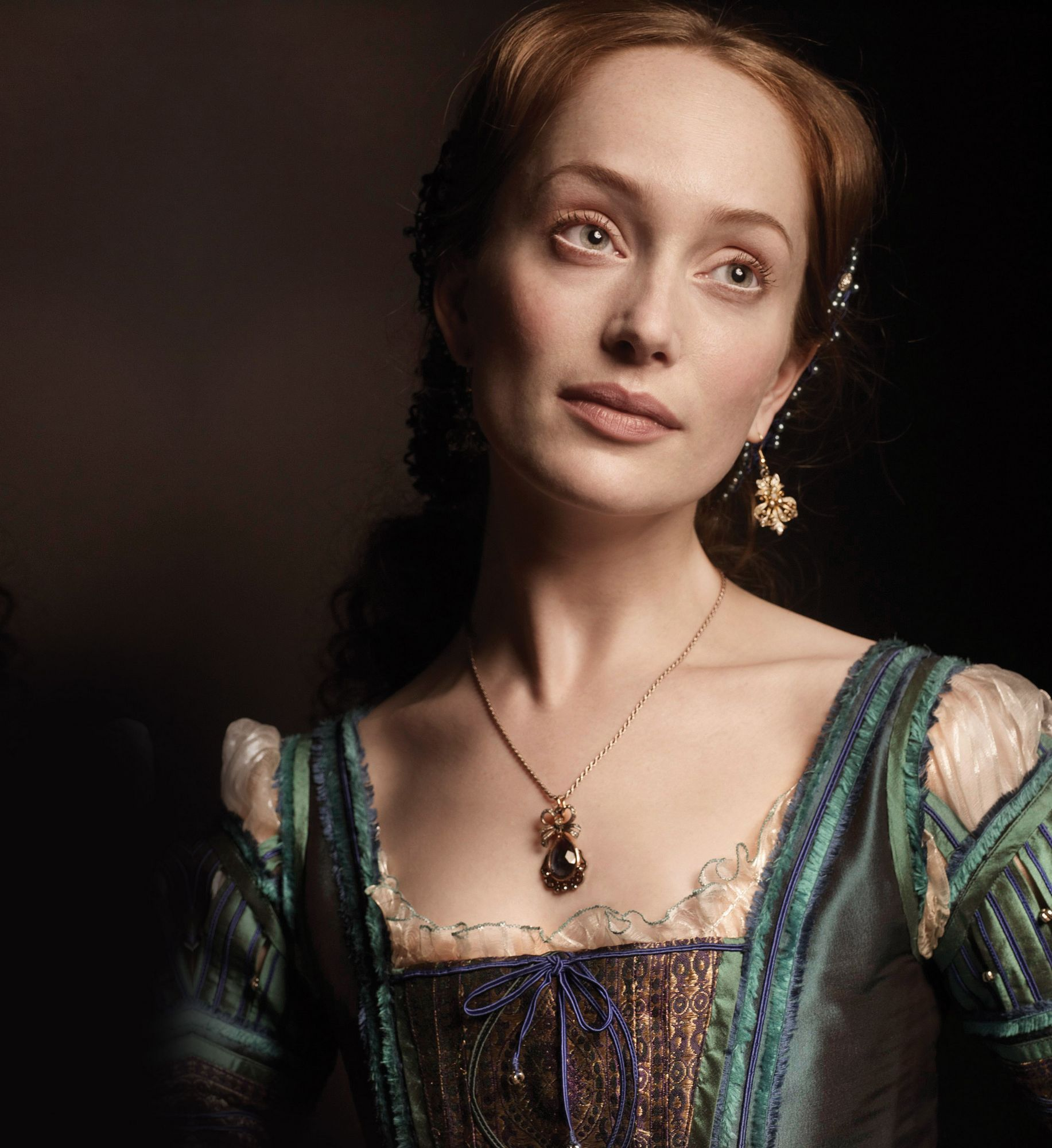 Lotte Verbeek as Geillis Duncan in Outlander ...... The real Geillis Duncane, persecuted witch of Scotland From the contemporary pamphlet Newes from Scotland, 1591, as reprinted in Pitcairn's Criminal Trials in Scotland, vol. 1, pt. 2, pp. 215-223. English.
