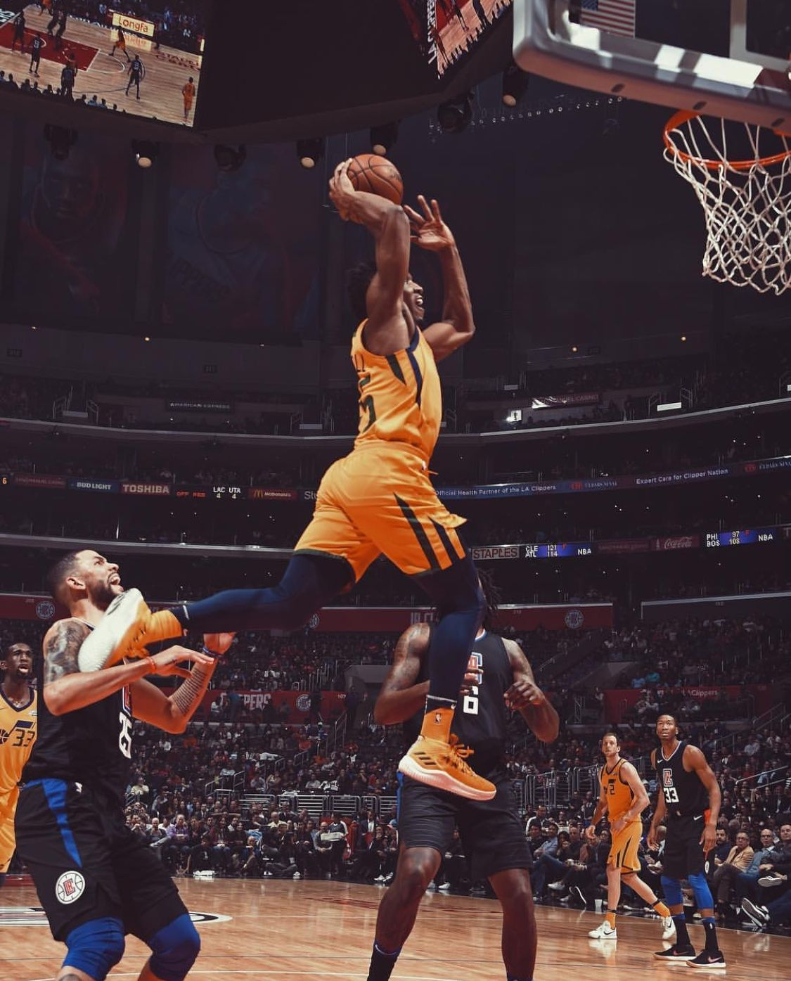 fad6eaaf7 Donovan Mitchell Utah Jazz