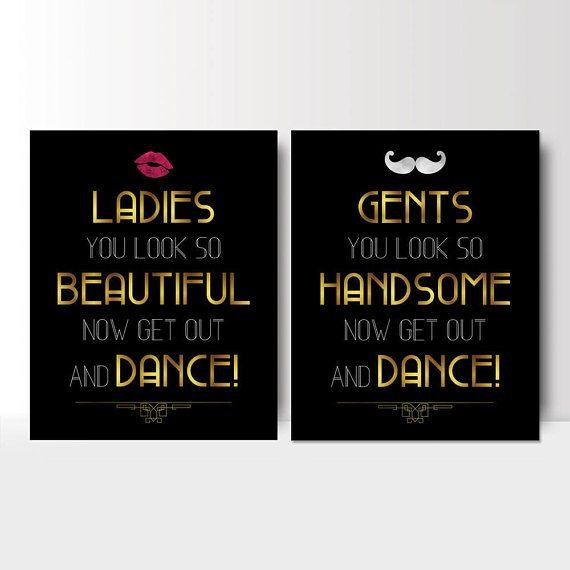 Printable Mens Bathroom Sign. Mens Bathroom Printable. Men Bathroom Wedding  Sign. Mens Restroom