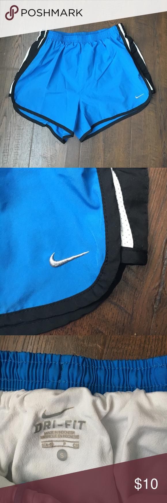 Nike Dri-Fit running shorts Dri-fit running shorts. Great condition. Nike Shorts