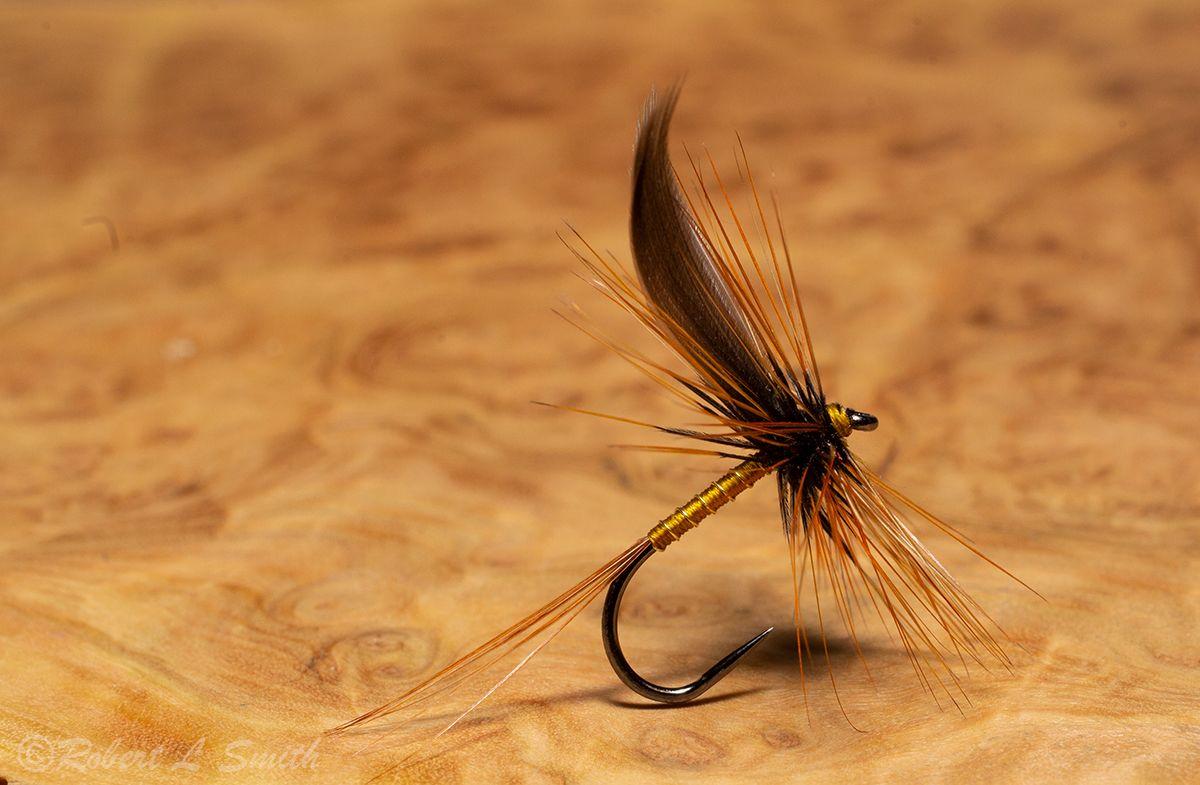 GREENWELLS Dry Trout Flies Size 14 x 3