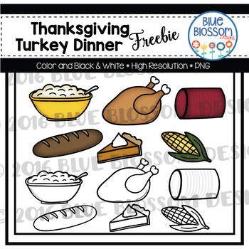 11+ Thanksgiving food clipart black and white ideas