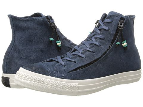 Converse Lunarlon Insole For Sale Converse Chuck Taylor All Star Burnished Suede Double Zip Hi