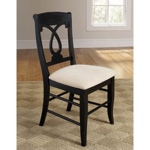 Coaster Holland Dining Side Chair In Black Coaster Home Furnishings Http Www Amazon Com Dp B00bguoqqc Re Side Chairs Dining Black Dining Chairs Dining Chairs