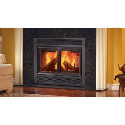 Majestic Fireplace Monarch 36 Clean Burn Heat Circulating Wood