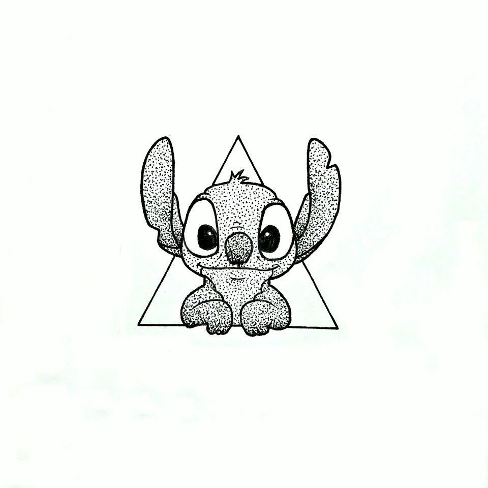 Stitch | Desenho do girassol, Tutoriais de desenho a lápis ...