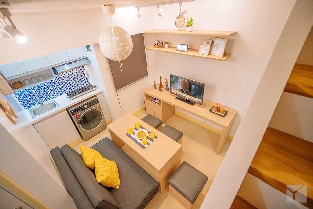 Desain Ruang Dekorasi Ruang Tamu Sederhana Tapi Menarik