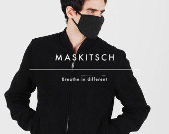 Fashionable Earloop Color Mask K-pop maskMASKITSCH by MAKITSCH