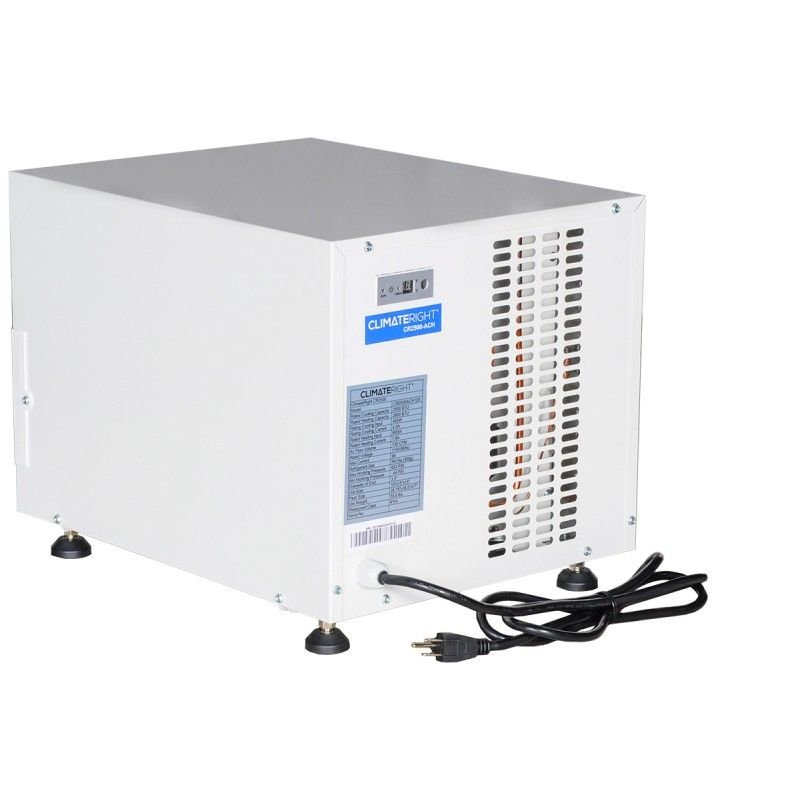 Cr2500ach 2 500 Btu Mini Portable Heater And Air Conditioner Dog