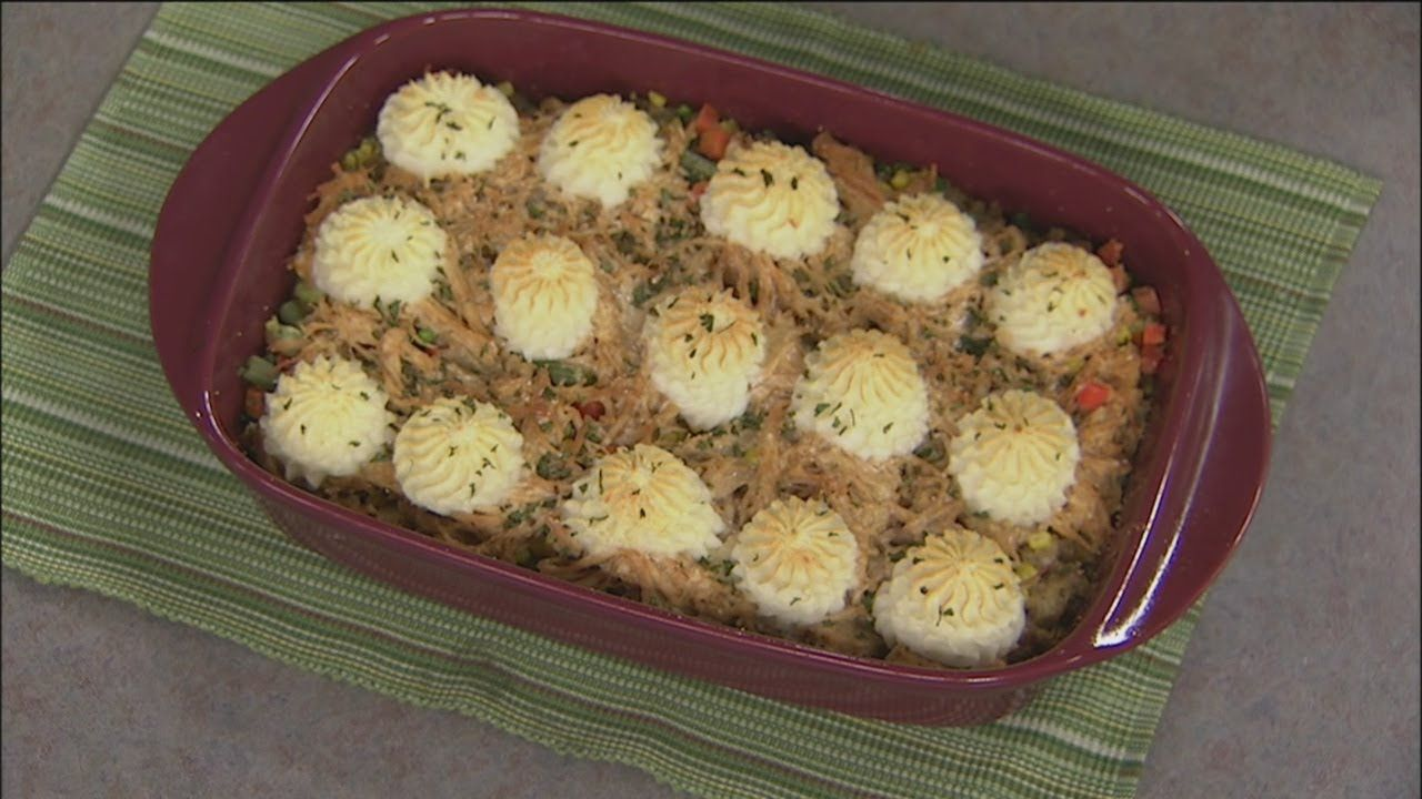 Recipe from Fox 11 Living With Amy