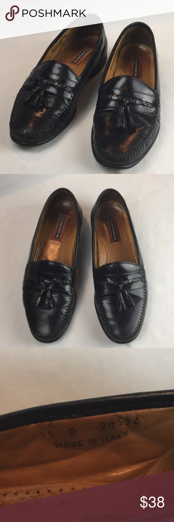 c018e7027b9 Florsheim men s loafers size 11 Excellent condition Florsheim loafers shoes  for men s size 11 Model- 20594 Made in Italy 🇮🇹 Florsheim Shoes Loafers  ...