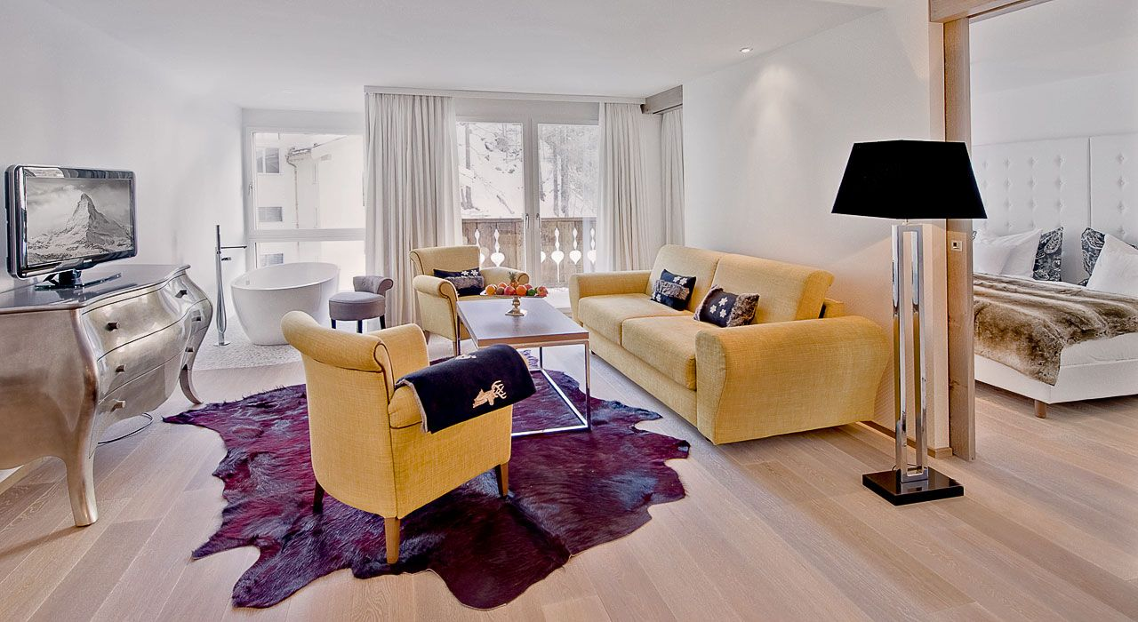 Appia contract gmbh hotel suite in der modernen klassischen stil bestinteriordesign