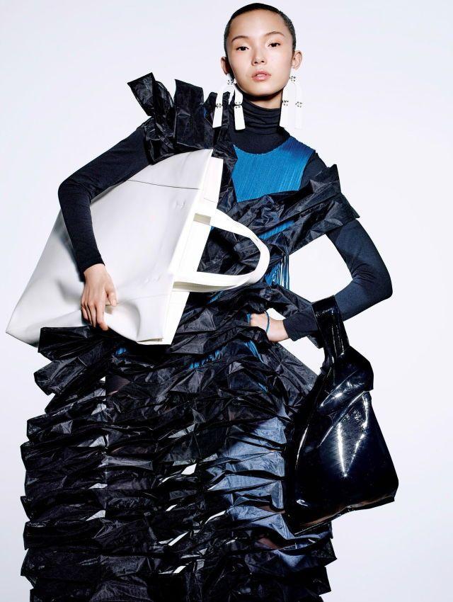 Vogue China February 2017 | wearesodroee