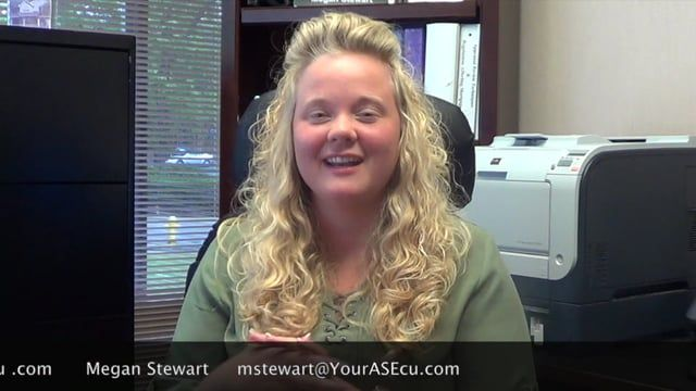 This Is An Employee Profile On Ase Credit Union Employee Megan