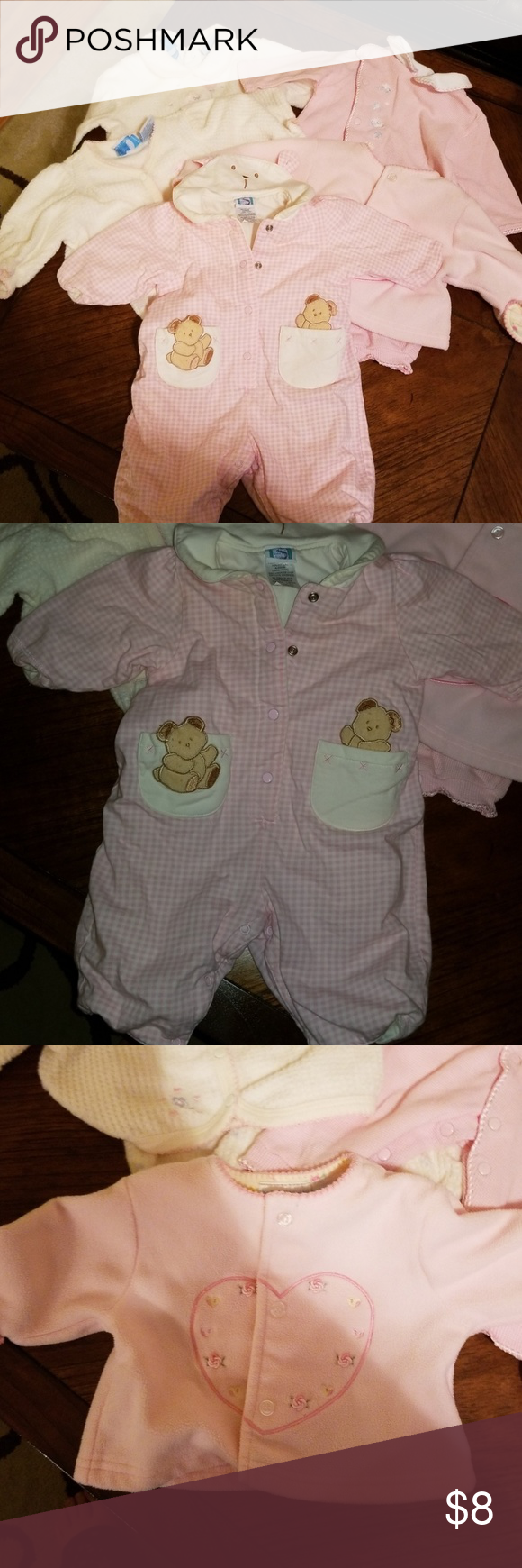 1fc6431f298b Bundle of gently used baby girl winter clothes in 2018