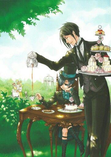 Kuroshitsuji - Black Butler | #Anime #Manga ☆by Yana Toboso