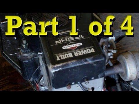 Youtube Lawn Mower Repair Engineering Engine Repair