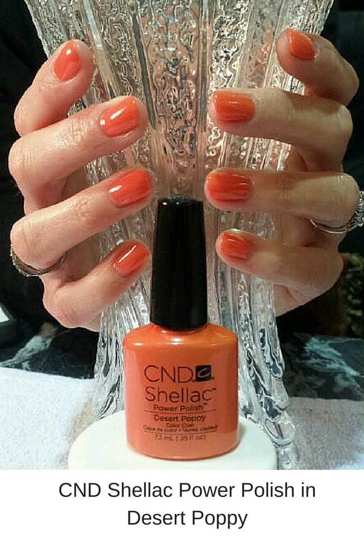Check out the newest nail polish colors from CND at Nail Escapes by ...