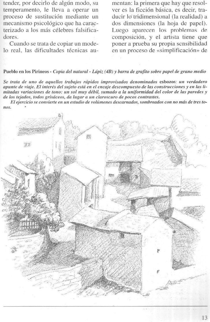 Curso De Dibujo Al LPiz Pdf  curs de dibuix al llapis  curso