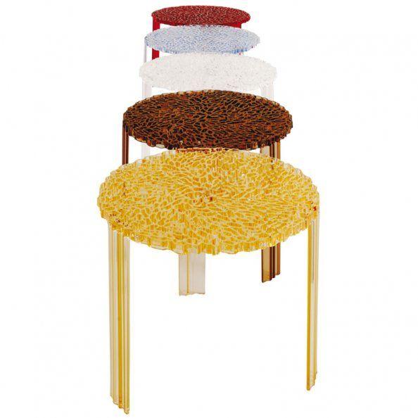 Des Tables Basses Rondes Pour Adoucir La Deco De Salon Table Basse Table Basse Ronde Table