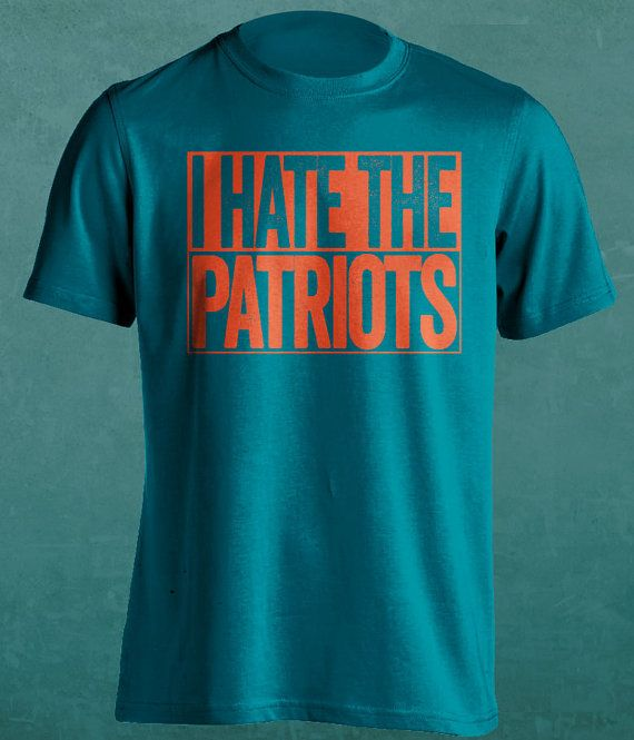 7bf6a33dc I Hate The Patriots New England Patriots Anti-Fan by BeefShirts | My ...