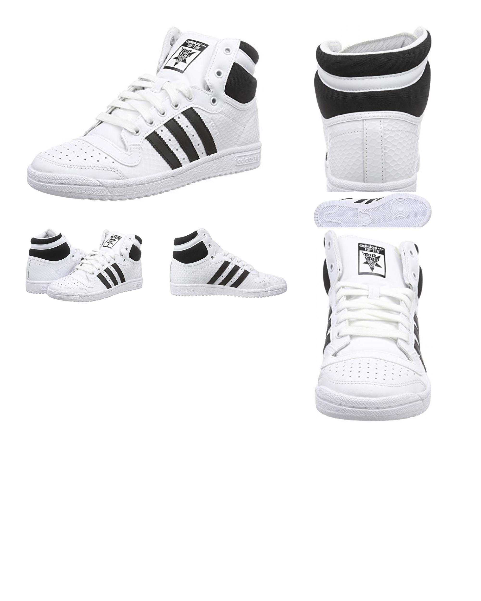 adidas #Top #Ten #Hi #Damen #Hohe #Sneakers | Sneaker damen