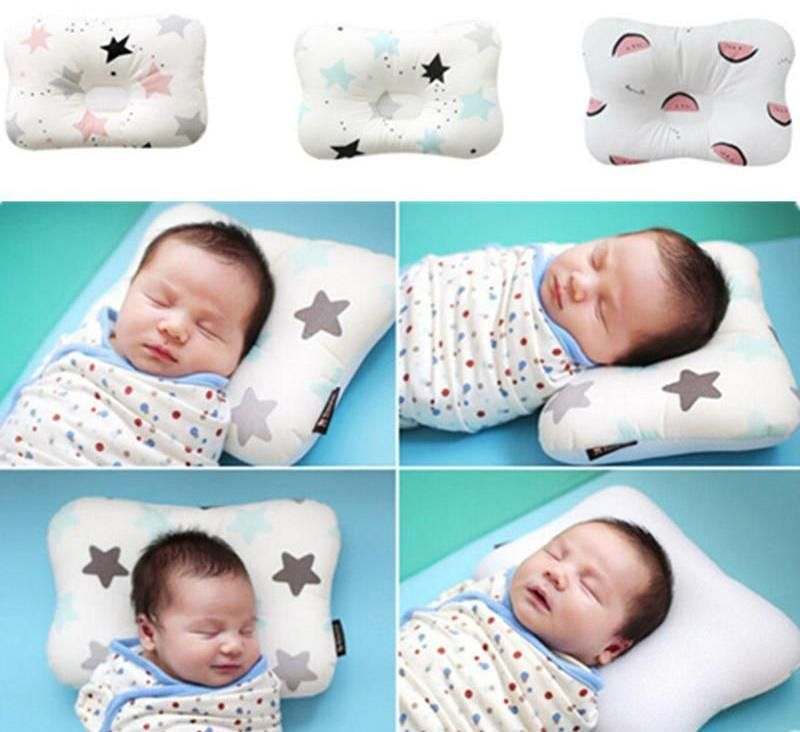 Baby head pillow baby pillows newborn sleep positioner