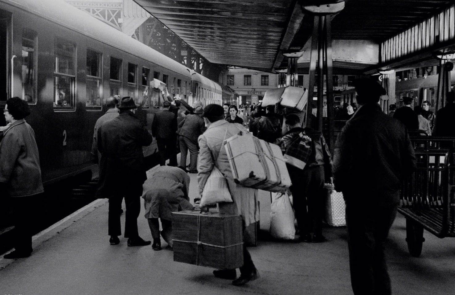 GERALD BLONCOURT – Photographe de l'Immigration Portugaise en France (Expo photo)