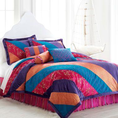Seventeen Suri Comforter Set Comforter Sets Home Bed