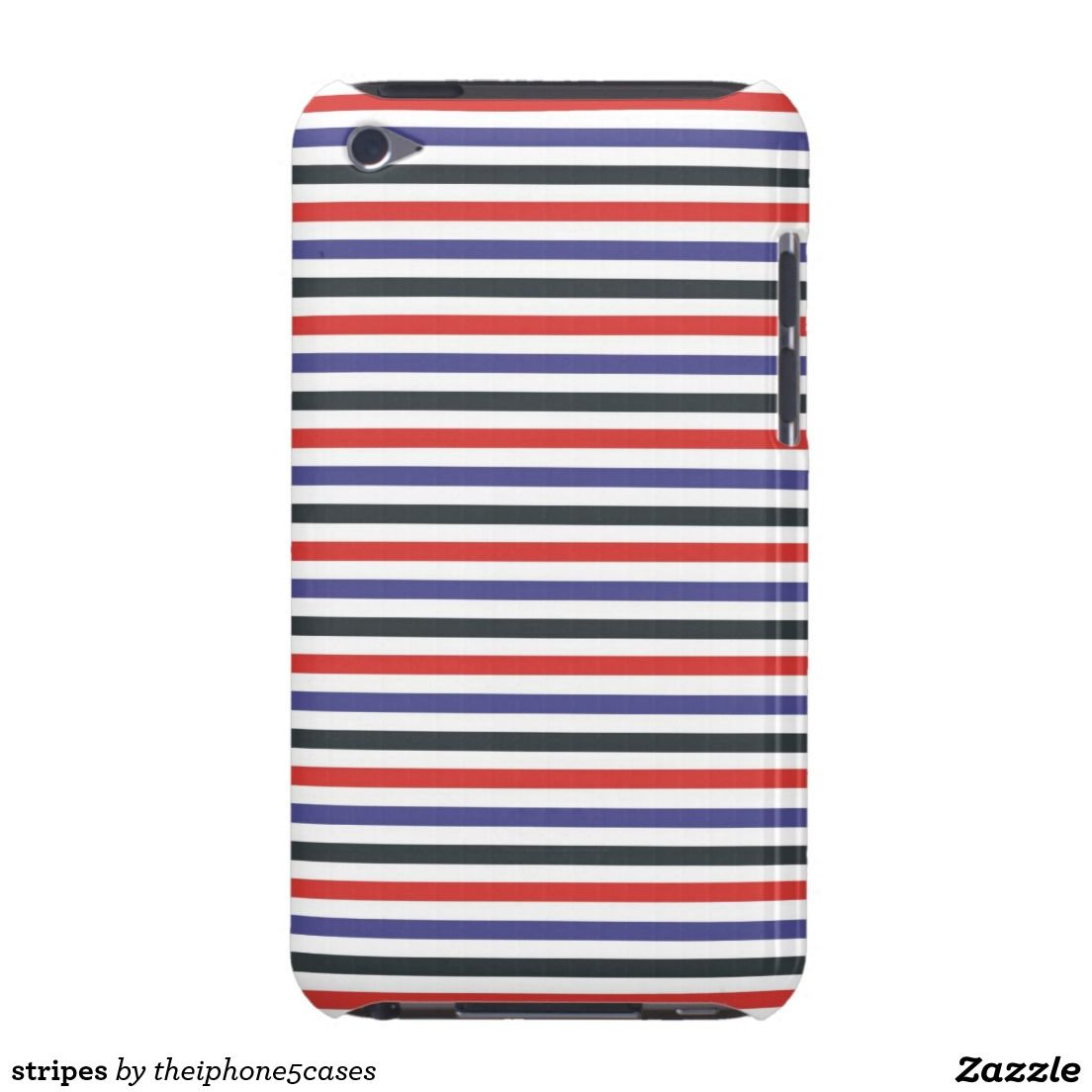 stripes iPod touch covers