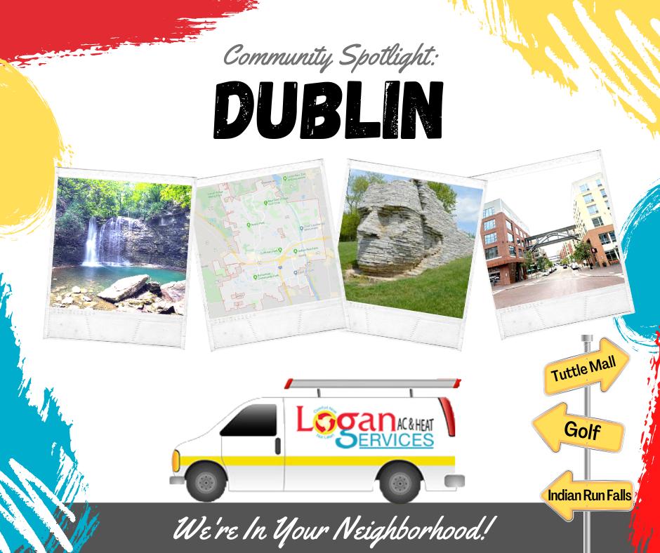 Community Spotlight In 2020 Dublin Ohio Dublin Heating Services