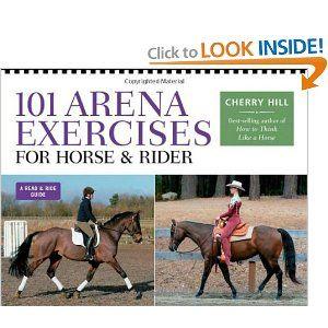 101 Arena Exercises For Horse Rider Horse Rider Horse Books Horse Exercises
