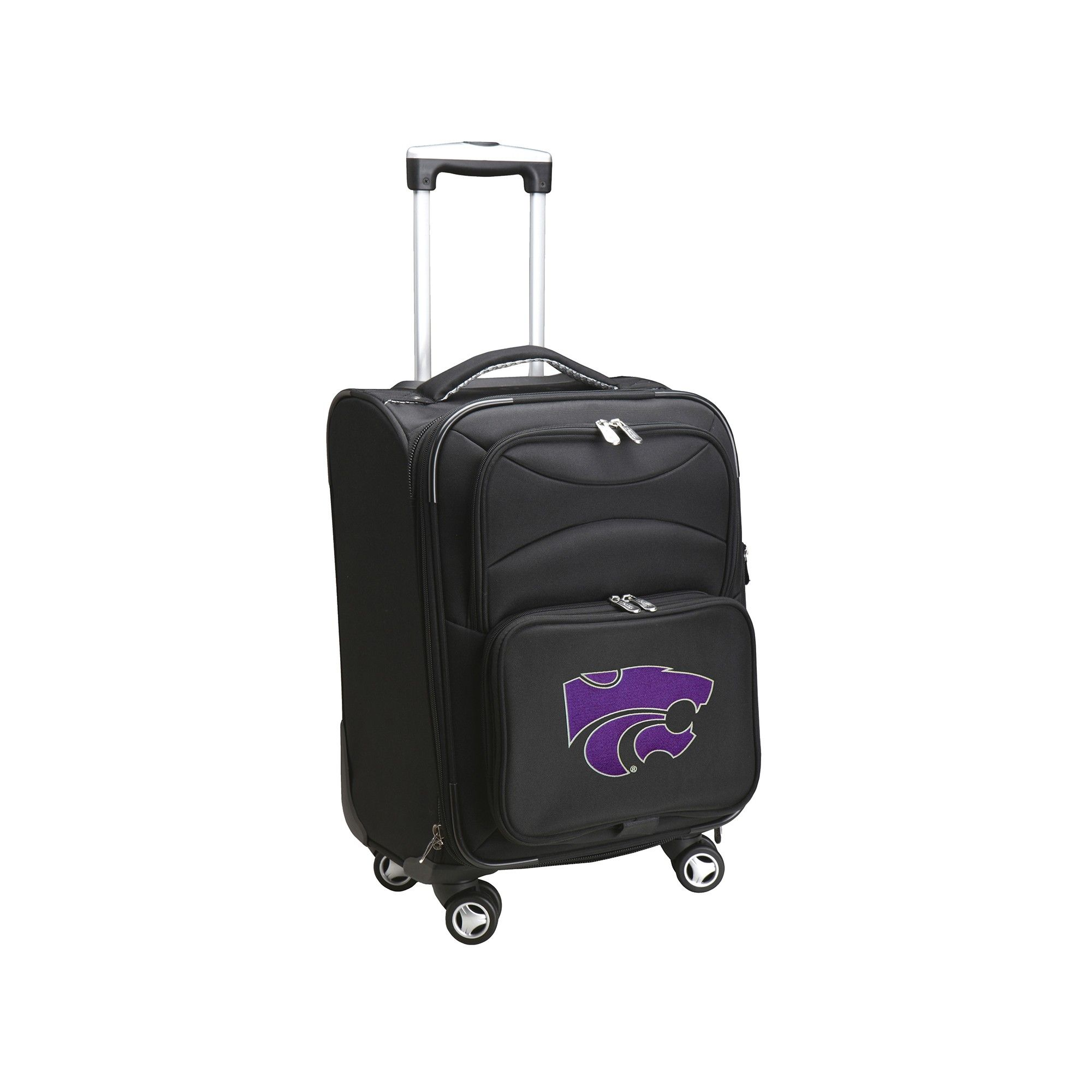 205cb97d1473 NCAA Kansas State Wildcats Spinner Carry On Suitcase | Products ...