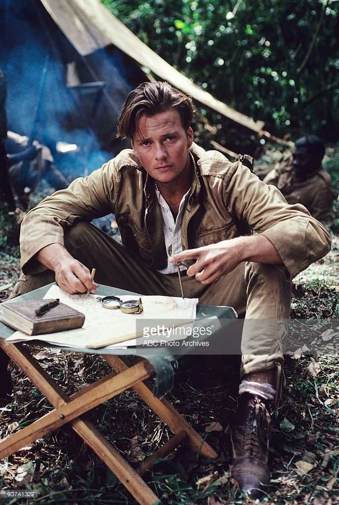 The Young Indiana Jones Chronicles 7 16 91 Sean Patrick Flanery Sean Patrick Flanery Indiana Jones Henry Jones Jr