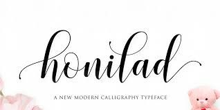 Image result for modern cursive fonts | embroidered goods | Best