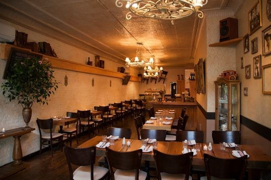 old brooklyn restaurants images   First Look: Old School Brooklyn Channels the '30s in Carroll Gardens ...