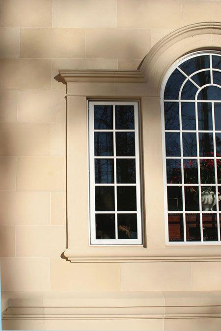 window trim dryvit