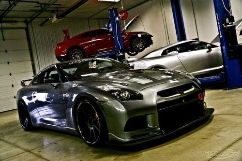 GTR...