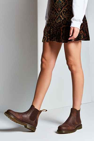 really comfortable purchase cheap good out x Dr. Martens 2976 Crazy Horse Chelsea Boot | Shoes | Chelsea ...