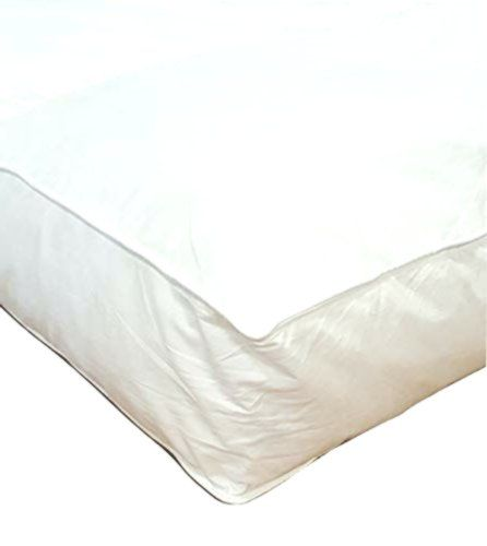 5 Twin Goose Down Mattress Topper Featherbed Feather Bed Baffled Baffled Bed Feather Featherbed Goose Mattress Mattress Topper Mattress Feather Bed