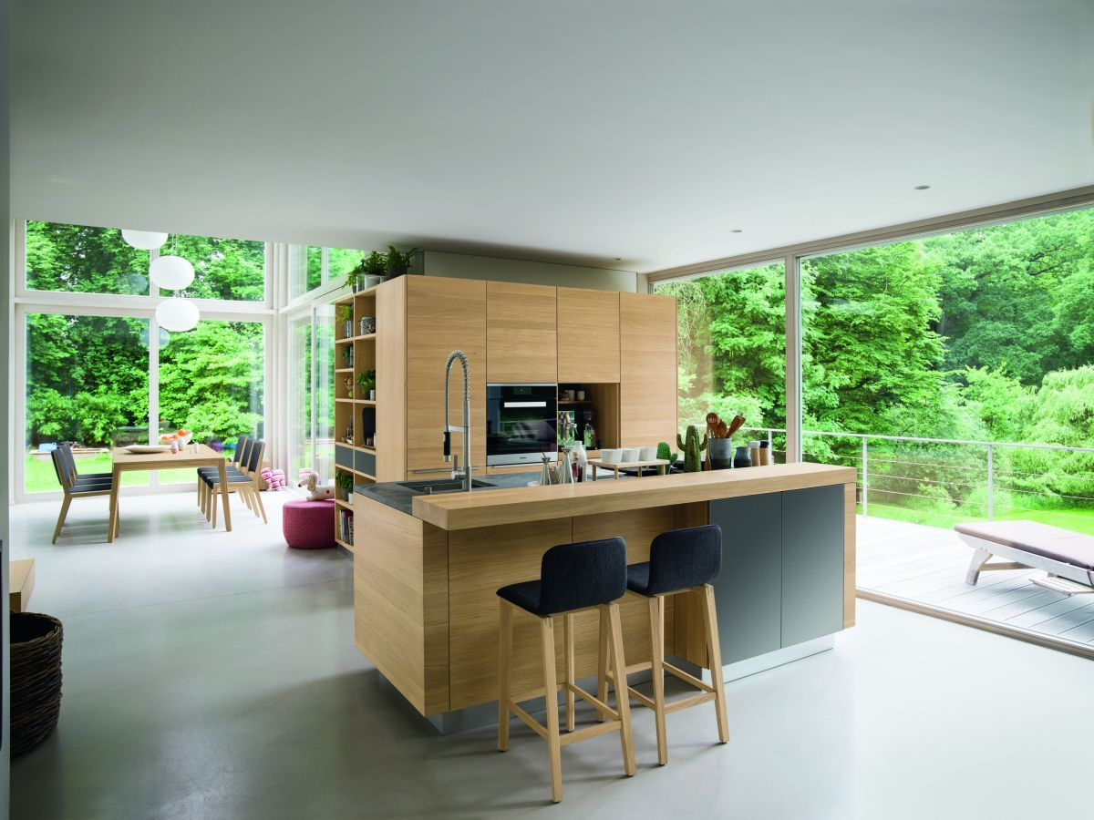 Modern kitchen designs for cooks with style by team kitchen
