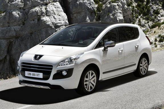 Primero Diesel Eléctrico Peugot 3008 Hybrid4 Peugeot 3008 Peugeot Modelos