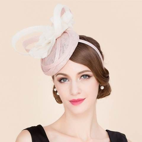 027bc8f1e Pin by BUYHATHATS LIMITED on Ladies occasion hats and fascinator ...
