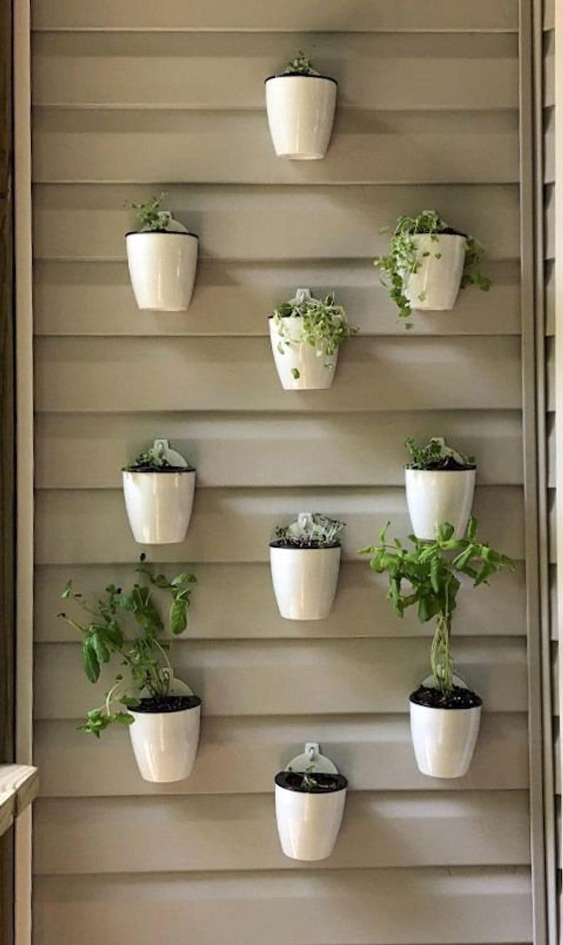 Self Watering Wall Planter Indoor Wall Hanging Planter Wall Vase